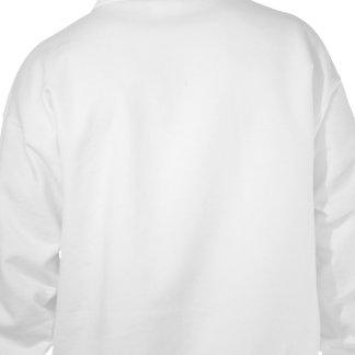 Basic Hooded Sweatshirt, White - EIF Design & Logo