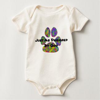 Basic inspirational baby clothing baby bodysuit