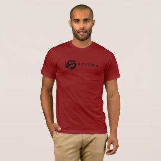 Basic Logo Tee—Black Logo T-Shirt
