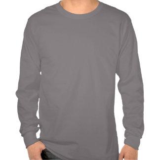 Basic Long Sleeve - Silver logo with alanfraze.com Shirt