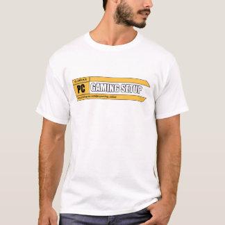 Basic Man T-Shirt | Page Logo