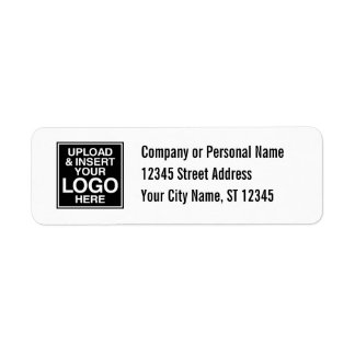 Basic Office or Business Address Label