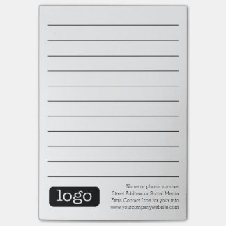 Basic Office or Business Logo Notes
