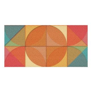 Basic shapes card