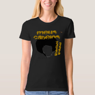 BASIC SUÉTER FEMININE BLACK POWER T-Shirt