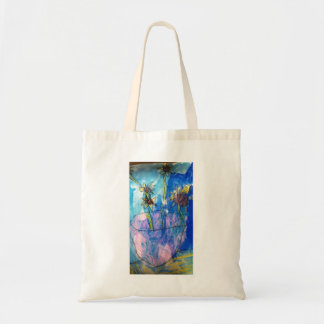 Basic Sunflower Tote Budget Tote Bag