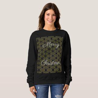 Basic Sweat for woman, Merry Christmas Sweatshirt