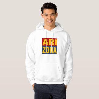 BASIC SWEAT WITH HOOD ARIZONA HOODIE