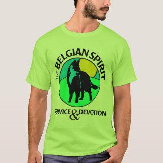 Basic T-Shirt in Green
