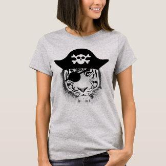 """Basic T-shirt """"TIGER PIRATE """""""