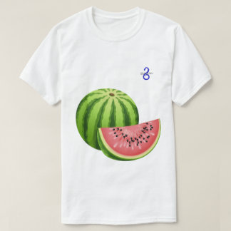 Basic T-Shirt Watermelon