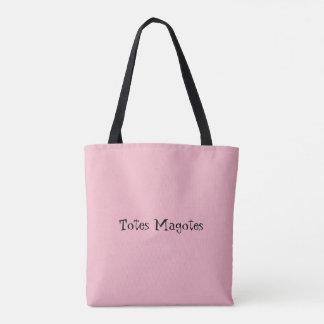 Basic White Girl Equipment Tote Bag