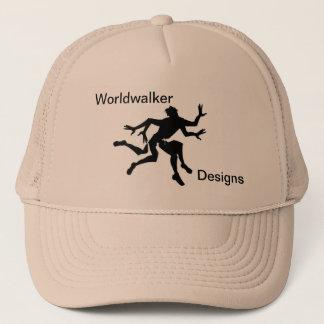 Basic Worldwalker Designs hat