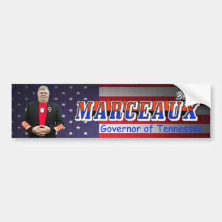 Basil Marceaux for Governor of Tennessee 2010 Bumper Sticker