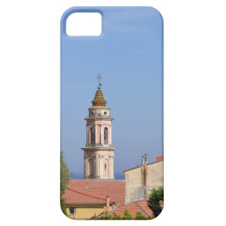 Basilica at Menton in France iPhone 5 Cover