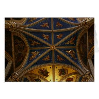 Basilica Ceiling - Angels 1 Card