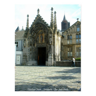 Basilica Church, Maastricht - The Neth... Postcard