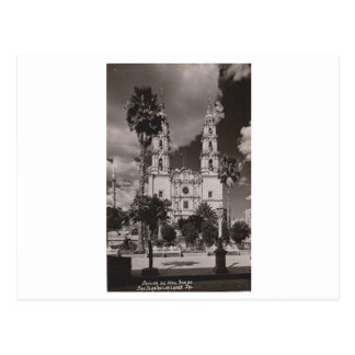 Basilica de Nuestra San Juan De Los Lagos/Mexico Postcard
