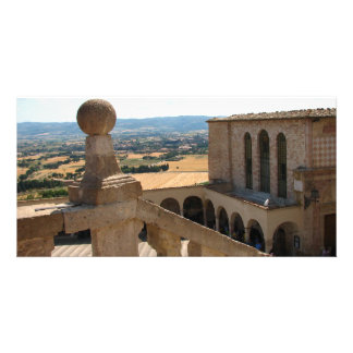 Basilica di San Francesco Personalized Photo Card