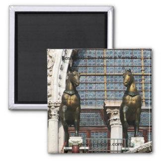 Basilica di San Marco a Venezia (Venice) Magnet