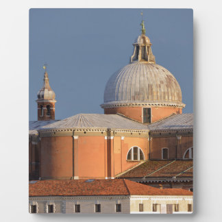 Basilica in Venice in Italy Plaque