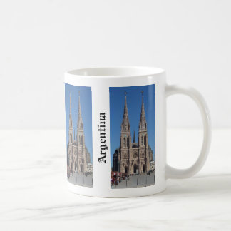 Basilica of Lujan (BASIC design) Coffee Mug