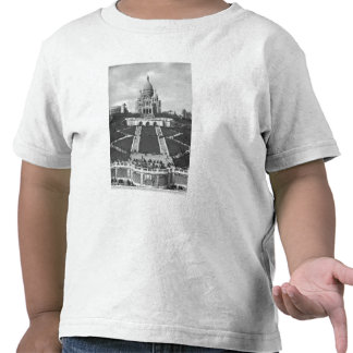 Basilica of Sacre-Coeur, Montmartre, 1876-1910 T Shirt