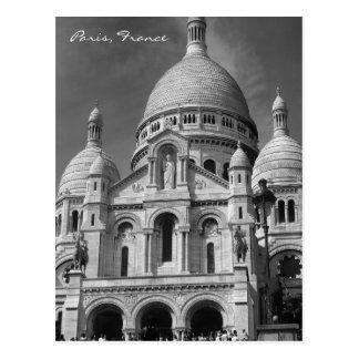 Basilica of Sacré-Cœur Paris France Postcard