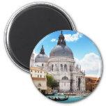 Basilica of Santa Maria in Venice, Italy Fridge Magnets