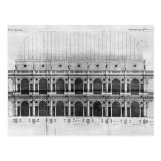 Basilica Palladiana at Vicenza Postcard