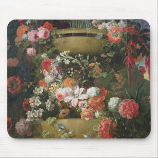 Basin and Flowers Mouse Pad