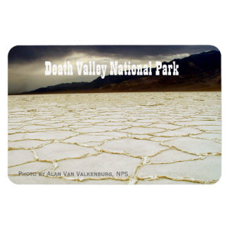 Basin Death Valley Magnet