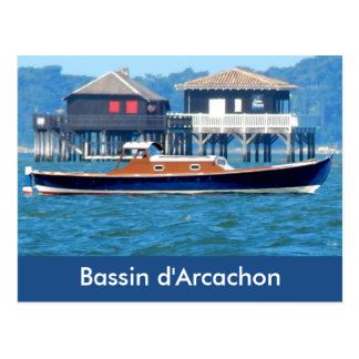 Basin of Arcachon Postcard