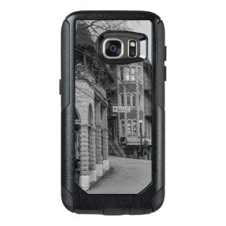 Basin Park And Flatiron Flats Grayscale OtterBox Samsung Galaxy S7 Case