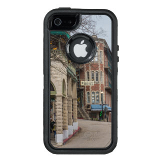 Basin Park And Flatiron Flats OtterBox Defender iPhone Case