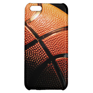 Basket Ball Close-Up Case For iPhone 5C