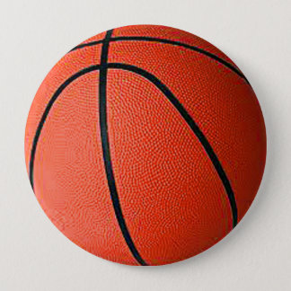 """""""Basket Ball"""" design gifts and products 10 Cm Round Badge"""