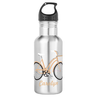 Basket Bicycle Water Bottle for Bike Riders