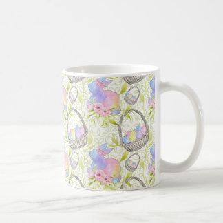 Basket Eggs Coffee Mug