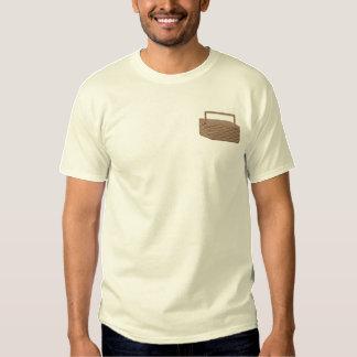 Basket Embroidered T-Shirt