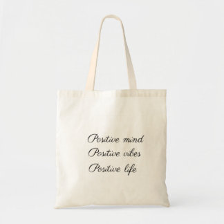 basket fabric positive tote bag