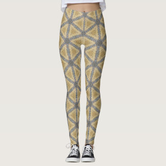 Basket Kaleidoscope Leggings