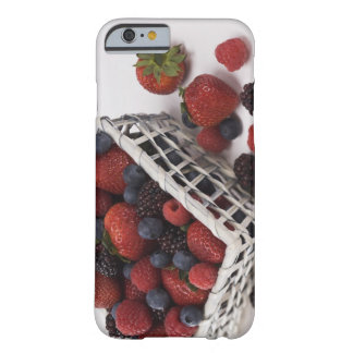 Basket of berries barely there iPhone 6 case