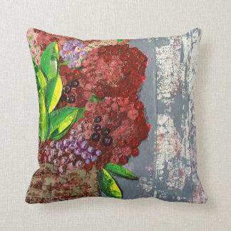 Basket of Blooms Cushion