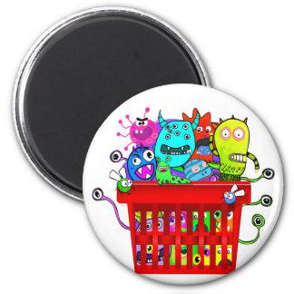 Basket of Deplorables, Adorable Deplorable Magnet