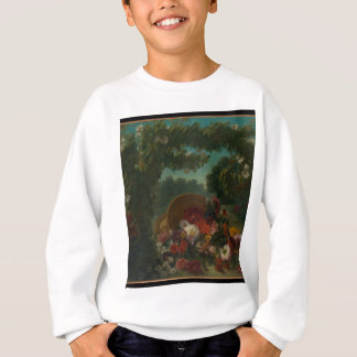 Basket of Flowers Sweatshirt