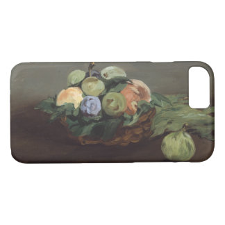 Basket of Fruit by Edouard Manet iPhone 7 Case