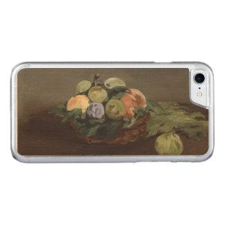 Basket of Fruit Edouard Manet Carved iPhone 7 Case