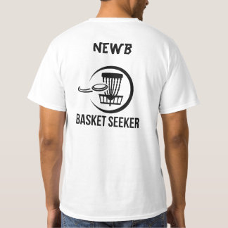 Basket Seeker Newb T-Shirt