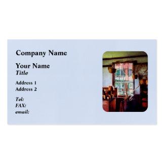 Basket Shop Business Card Templates